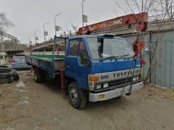 Toyota ToyoAce. Продам грузовик с манипулятором, 4 000куб. см., 3 500кг., 6x2
