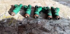 Инжектор, форсунка. Volvo: V70, XC70, S80, XC90, S60 B5254T2, B5254T4, B6294T, B5254T9