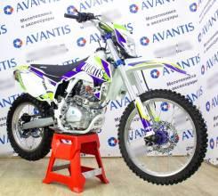 Мотоцикл Avantis FX 250 Lux (172FMM, возд.охл.), 2020