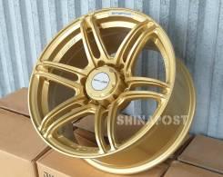 Новые! литые диски R17, 6x139.7, ET20 Prado, SURF, Hilux, Pajero, GX