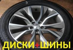 """Колёса с шинами =Subaru Forester/Outback= R18! (# 106565). 7.0x18"""" 5x100.00 ET48"""