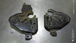 Крепление радиатора. Nissan Sunny, N16