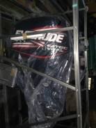 Evinrude. 225,00л.с., 2-тактный, бензиновый, нога L (508 мм), 2007 год
