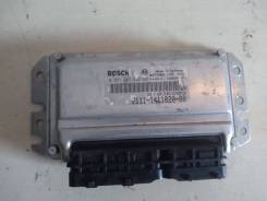 Блок управления двигателя на ваз-2114 2111-1411020-80