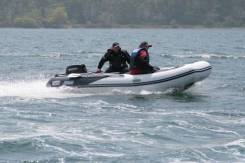 Лодка ПВХ Forward 420+ Мотор лодочный Suzuki DT15