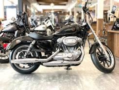 Harley-Davidson Sportster 883 Low XL883L. 883куб. см., исправен, птс, без пробега