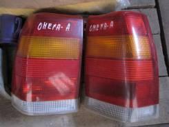 Задний фонарь. Opel Omega, 21, 22, 23, 26, 27 25DT, U25DT, X20DTH, X25XE, X30XE, Y22DTH, Y22XE, Y25DT, Y26SE, Y32SE, Z22XE
