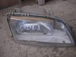 Фара. Opel Omega