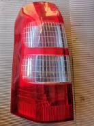Задний фонарь. Toyota Succeed
