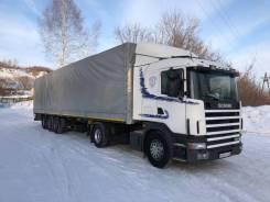 Scania. Продам R124 420, 12 000куб. см., 20 000кг., 4x2