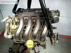 Двигатель Renault Scenic 2 2006, 1.6 л, бензин (K4M 766)