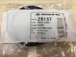 Musashi Z6137 Сальник ступицы колеса 54x69x7.5x9.5