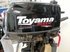 Toyama F6 4T. Оф дилер 4 Сезона в Томске