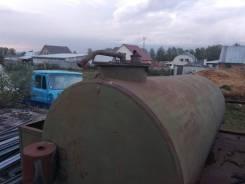 Бочка ассенизаторская газ-3307