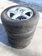 """Продам колёса летние б/у 225/65R17. 7.0x17"""" 5x114.30 ET41 ЦО 67,1мм."""