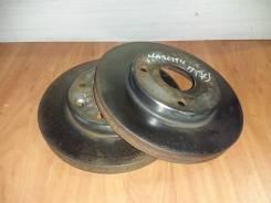 Тормозные диски Chevrolet Lacetti передние