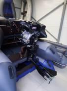 Лодочный мотор 18.5лс (болотоход)