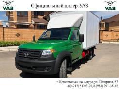 УАЗ Профи. с ГБО в Комсомольске-на-Амуре, 2 700куб. см., 1 200кг., 4x4