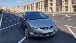 Hyundai Elantra. Без водителя