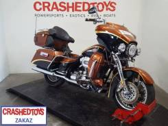 Harley-Davidson Screamin Eagle Ultra Classic Electra Glide FLHTCUSE3. исправен, птс, без пробега. Под заказ