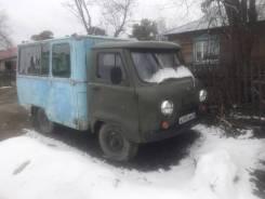 УАЗ-3303. УАЗ 3303 Фургон, 2 400куб. см., 3 000кг., 4x4