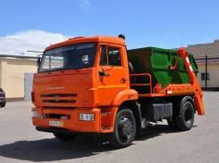 Мусоровоз контейнерный МК-4512-04, 2019