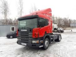 Scania P. Седельный тягач 340 2007 год Скания п, 10 640куб. см., 20 000кг., 4x2