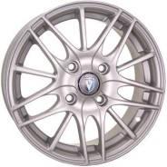 Диски Venti 1506 4*100 R15 et+45 J6.0 d60.1 S, Lada, Hyundai, Kia, Toyota
