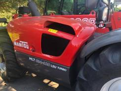 Manitou MLT 634-120 PS, 2007