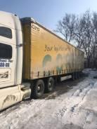 Krone SDP27. Продам тентованный полуприцеп, 39 000кг.