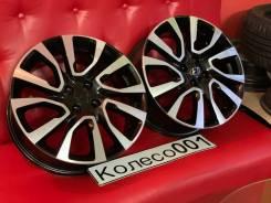 Новые литые диски Кик Игуана Ваз R17 4/100