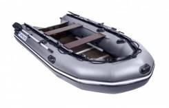 Лодка ПВХ Апачи 3300 СК слань киль.