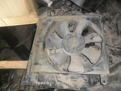 Вентилятор охлаждения радиатора. Chevrolet Lanos ЗАЗ Шанс L13, L43, L44, LV8, LX6