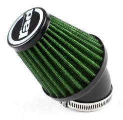 Фильтр нулевого сопротивления 35мм 45град. зеленый
