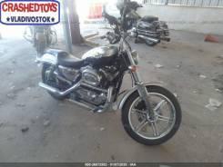 Harley-Davidson Sportster 1200 Custom XL1200C ANNIVER 06199, 2003