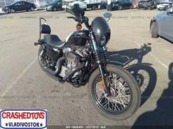 Harley-Davidson Sportster 1200 Nightster XL1200N 65148, 2007