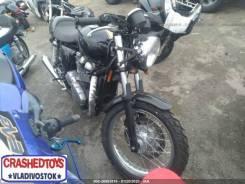 Triumph Thruxton 37814, 2014