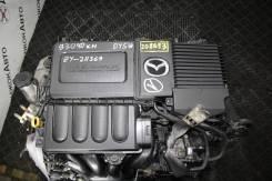 Двигатель в сборе. Mazda: Atenza, Premacy, Mazda3, Familia, Demio, Mazda6, Capella, Bongo, Tribute, Axela, CX-7 L3VDT, L3VE, L5VE, LFDE, LFVD, LFVE, F...