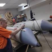 Тюнинг и ремонт лодок ПВХ