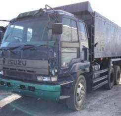 Isuzu в разбор двигатель 10PD1 шасси CXZ71