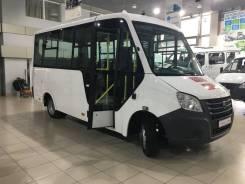 ГАЗ ГАЗель Next A63R42. Продажа Автобуса Газель NEXT A63R42 в Абакане, 18 мест
