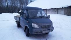 ГАЗ 330232. Продам газель 330232 фермер, кузов 3 метра, 1 500кг., 4x2