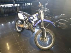 Yamaha YZ 125. 125куб. см., исправен, птс, без пробега
