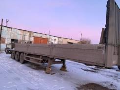 Meusburger Новтрак SP-240PR. Бортовая, 39 000кг.