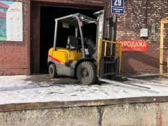 TCM. Продам автопогрузчик FD25T3, 2 500кг., Дизельный