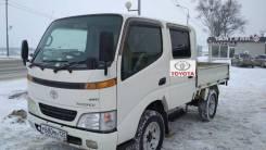 Toyota ToyoAce. Продается отличный грузовик Toyo Ace, 3 000куб. см., 1 000кг., 4x4