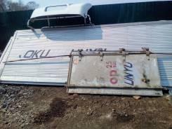 Продам спойлер. Крылья двери задние от фургона.