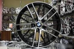 Новые разноширокие диски R19 5х120 на BMW X5 X6