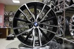 Новые диски R21 5*120 Разноширокие диски на BMW X5 X6