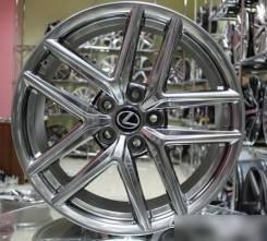 Новые Диски R18 5x114.3 на Lexus RX IS GS ES Toyota Camry Графит